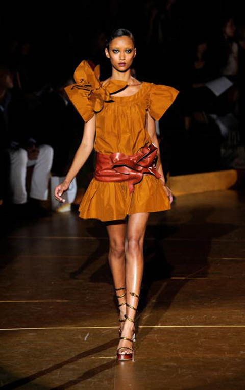 Marc Jacobs - Runway - Spring 2011 MBFW